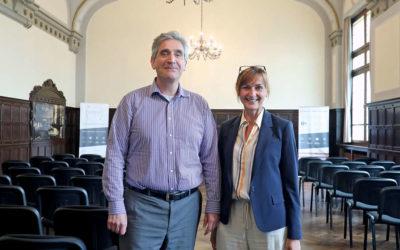 Solinger Tageblatt – Berater-Team zieht in alten Ratssaal ein