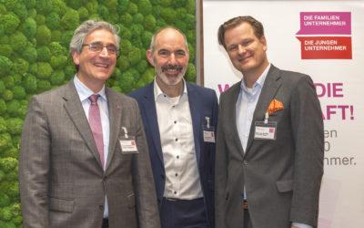 Hochrhein-Zeitung – DIE FAMILIENUNTERNEHMER bei der codecentric AG in Solingen
