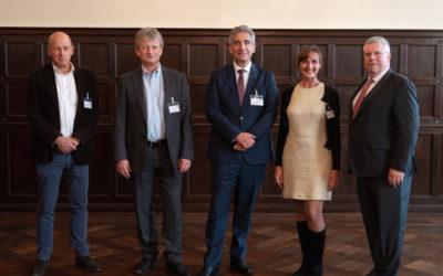 Europa – eine Bestandsaufnahme! CDU-Außenpolitiker Jürgen Hardt sprach in Solingen