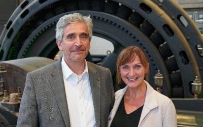 Rheinische Post | Leiser Abschied von der Führungskraft – Lothar Grünewald und Martina Grünewald-Ernst im Interview